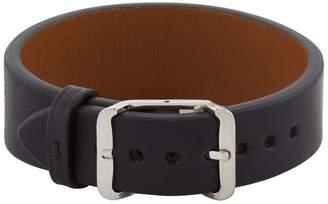 Maison Margiela Leather Buckle Bracelet