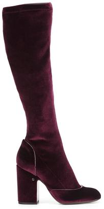 Laurence Dacade pull-on knee length boots $1,320 thestylecure.com