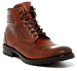 Giorgio Brutini Cap Toe Zip Boot