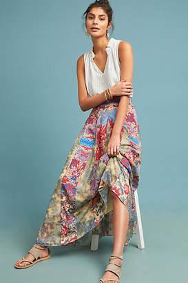 Hemant & Nandita Louvre Maxi Skirt