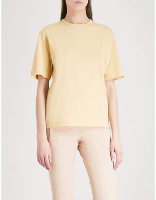 Joseph Mercerized cotton-jersey T-shirt