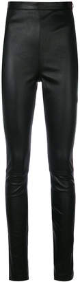 Haider Ackermann leather leggings