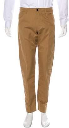 Alexander Wang Flat Front Straight-Leg Pants w/ Tags