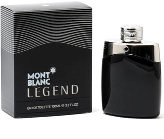 Montblanc Mont Blanc Men's Legend 3.3Oz Eau De Toilette Spray