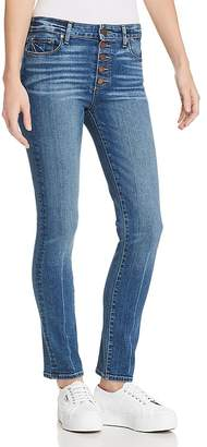 Paige Hoxton Ankle Peg Skinny Jeans in Salida