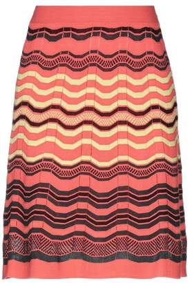 M Missoni Knee length skirt