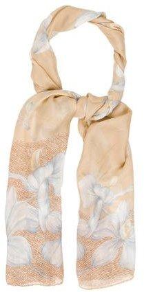 ValentinoValentino Silk Floral Scarf