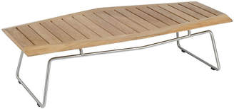 "Selamat Freeman 49"" Outdoor Coffee Table - Teak"