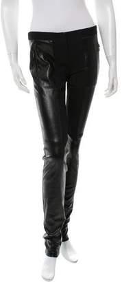 Barbara Bui Skinny Leather Pants w/ Tags