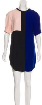 Timo Weiland Short Sleeve Mini Dress