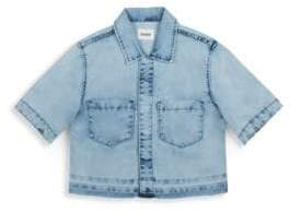 Hudson Girl's Addie Button-Down Shirt