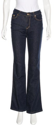 Roberto CavalliRoberto Cavalli Mid-Rise Flared Jeans