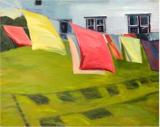 """Serena & Lily August Afternoont"""" by Susan Landor Keegin"""