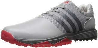 adidas Men's 360 Traxion Ltonix/Cblack Golf Shoe