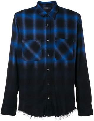 Amiri Forever check shirt