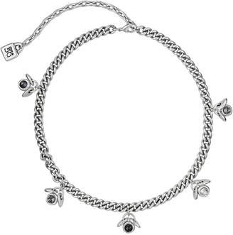 Uno de 50 Unode50 Women's Chained Swarovski Elements Crystal Collar Necklace