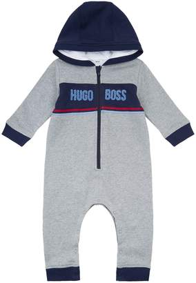 HUGO BOSS Hooded Playsuit