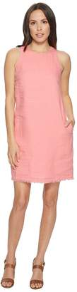 Tommy Bahama Two Palms Sleeveless Short Dress Women's Dress