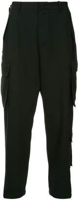 Juun.J tailored cargo trousers