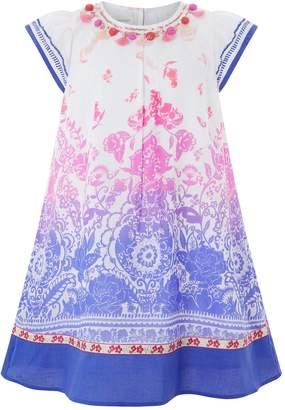 Monsoon Aisha Border Dress