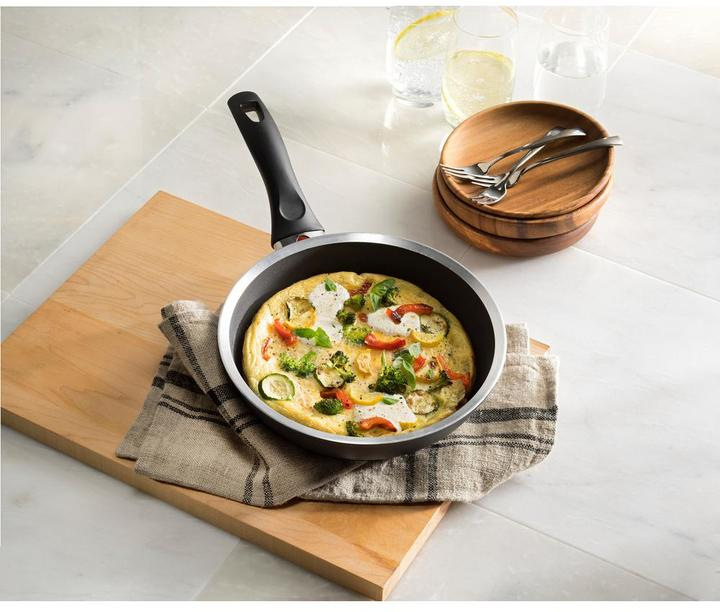 Ballarini Ballarini Como Aluminum Frying Pan Set With Nonstick Coating