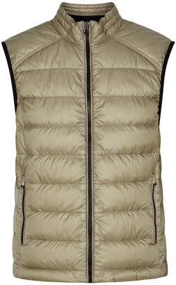 Belstaff Rodings Quilted Shell Gilet