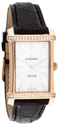 Eterna Contessa Watch w/ Mother Of Pearl Dial w/ Tags