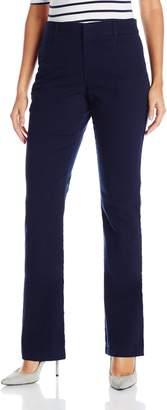 Gloria Vanderbilt Women's Charlene Straight Leg Pant