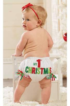 Mud Pie MUDPIE First Christmas Bloomers