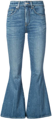 Brock Collection classic flared jeans