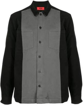 424 Longsleeved Buttoned Up Shirt