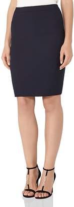 Reiss Faulkner Tailored Skirt
