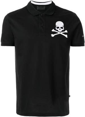 Philipp Plein Double Colors polo shirt