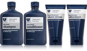 Grooming Lounge The Essentials of Handsomeness Gift Set