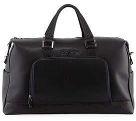 Robert Graham Men's Piro Faux-Leather Weekender Bag