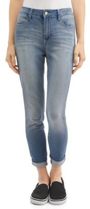 Wallflower Juniors' Irresistible Crop Jeans