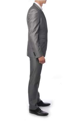 PAUL SMITH P.S Fine Stripe Grey Suit