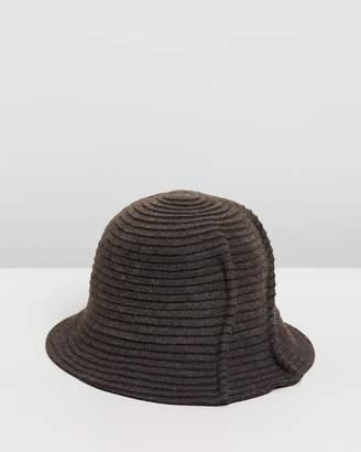 Felt Bucket Winter Hat