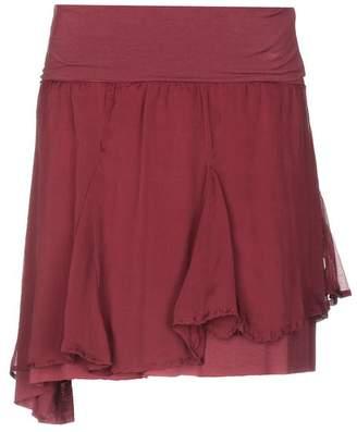 Manila Grace DENIM Mini skirt
