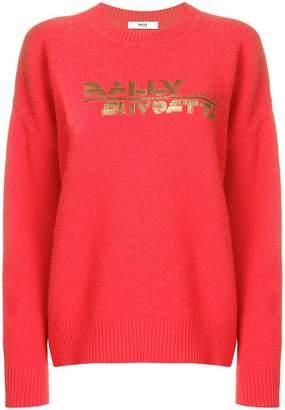 Bally Suvretta print sweater