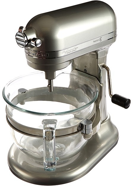 KitchenAid KSM6521X Professional 6500 DesignTM Series Bowl-lift Stand Mixer
