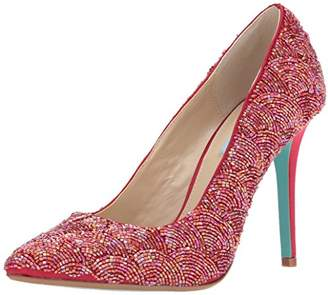 Betsey Johnson Blue by Women's SB-Clair Pump