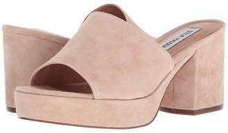 Steve Madden Relax Slid Block Heeled Sandal Women's Shoes