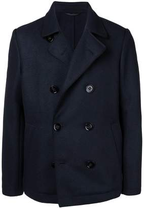 Dondup double-breasted fitted coat