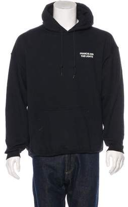 Yeezy 2018 Just For Us Tour Calabasas Hoodie