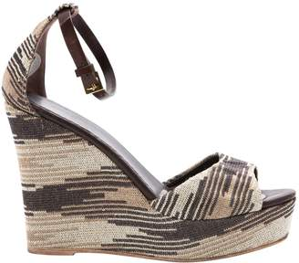M Missoni Cloth sandals