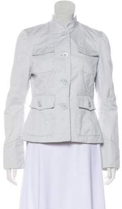 Marc by Marc Jacobs Long Sleeve Button-Up Jacket