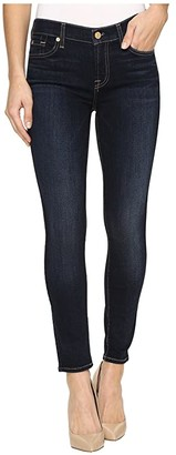 7 For All Mankind Ankle Skinny in Dark Moonlight Bay