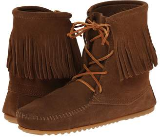 Minnetonka Tramper Ankle Hi Boot Women's Pull-on Boots