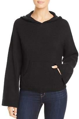 Kenneth Cole Drop Shoulder Hooded Sweater